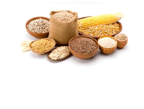 Hard Wheat, Quinoa, Oatmeal, Rice, Bulgur…