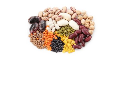Chickpeas, Beans, Lentils, Peas…
