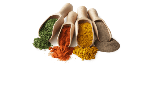 Sesame, Sunflower Seeds, Pumpkin, Coriander, Linseeds, Cumin, Coriander, Black Pepper, Paprika, Ginger…